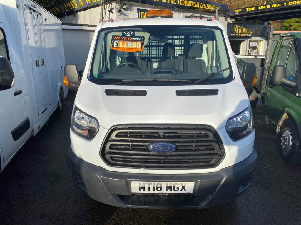 used Ford Transit 350 L5 C/C in gwent