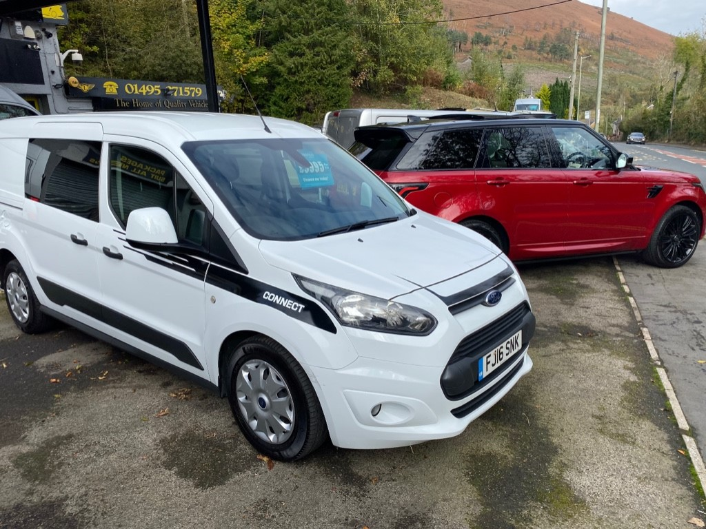 used Ford Transit Connect 230 TREND DCB in gwent