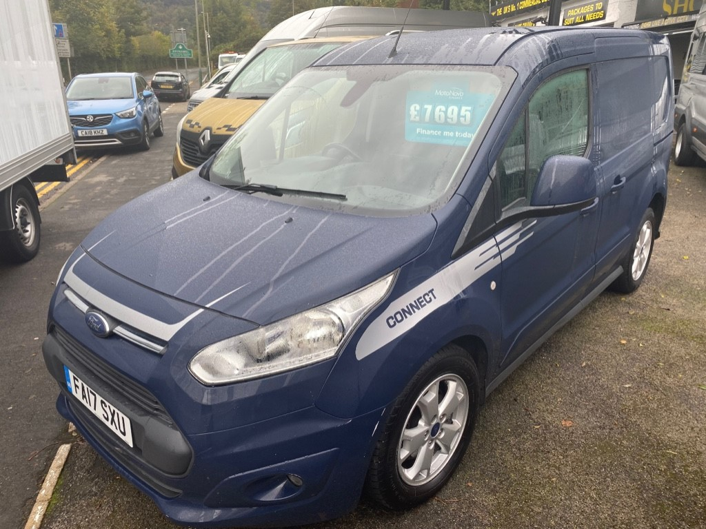 used Ford Transit Connect 200 LIMITED P/V in gwent