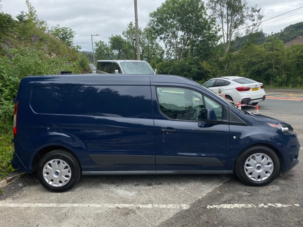 used Ford Transit Connect 240 TREND P/V in gwent