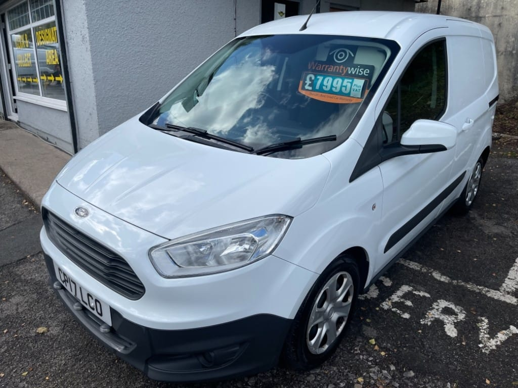 used Ford Transit Courier TREND TDCI / SIDE LOADING DOOR / ELECTRIC PACK / TREND MODEL in gwent