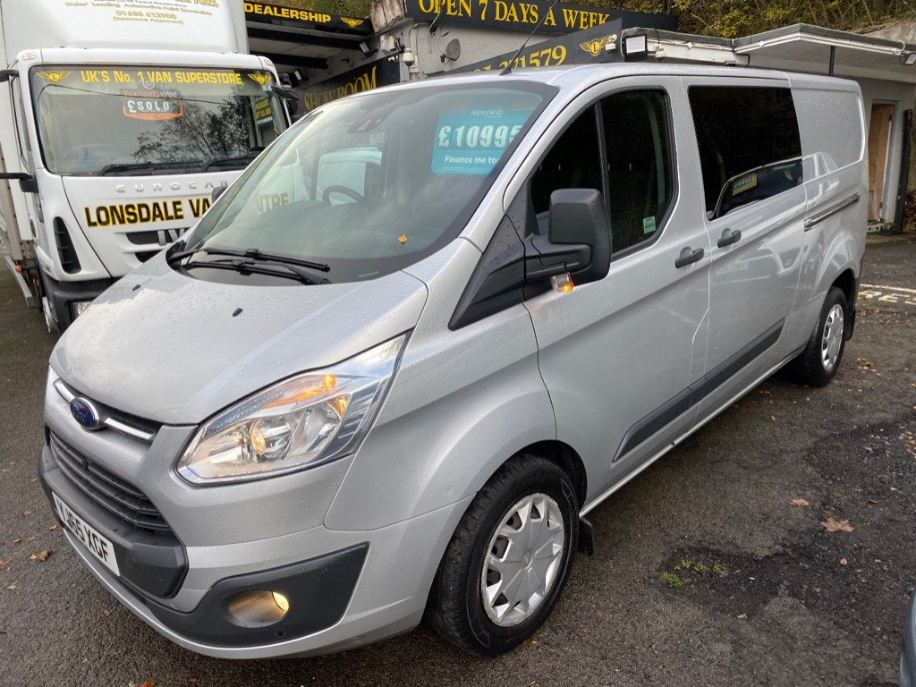 used Ford Transit Custom 330 TREND LR P/V in gwent