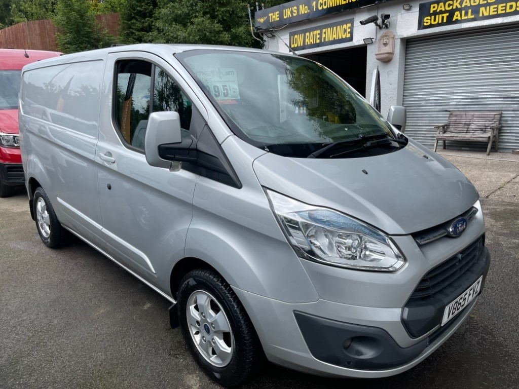 used Ford Transit Custom 290 LIMITED LR P/V in gwent