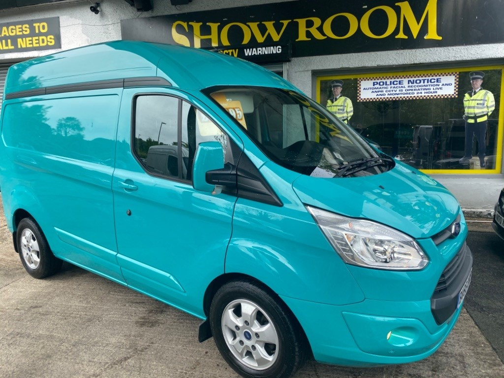 used Ford Transit Custom 310 TREND HR P/V in gwent