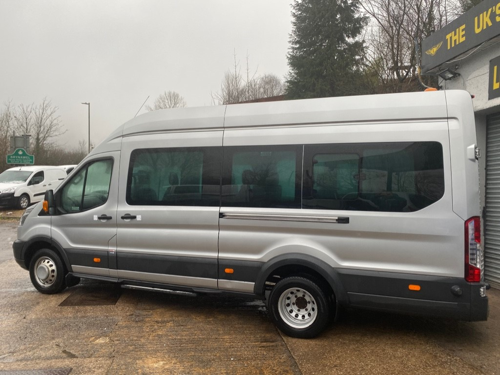 used Ford Transit 460 TREND H/R BUS 18 STR in gwent