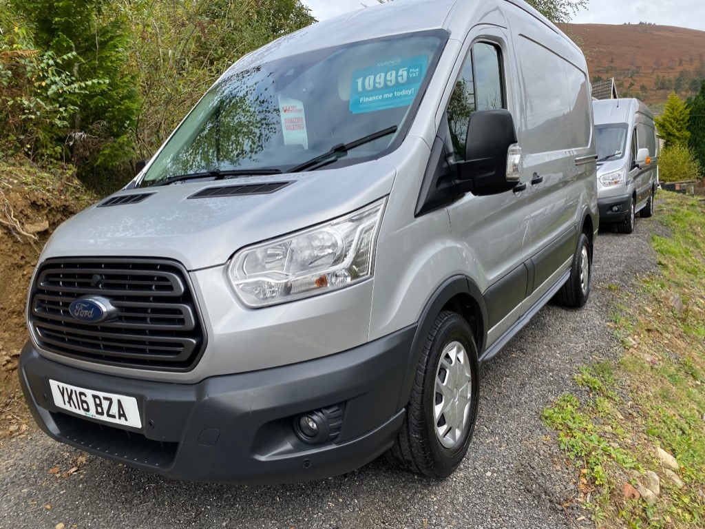 used Ford Transit 350 TREND SHR P/V in gwent