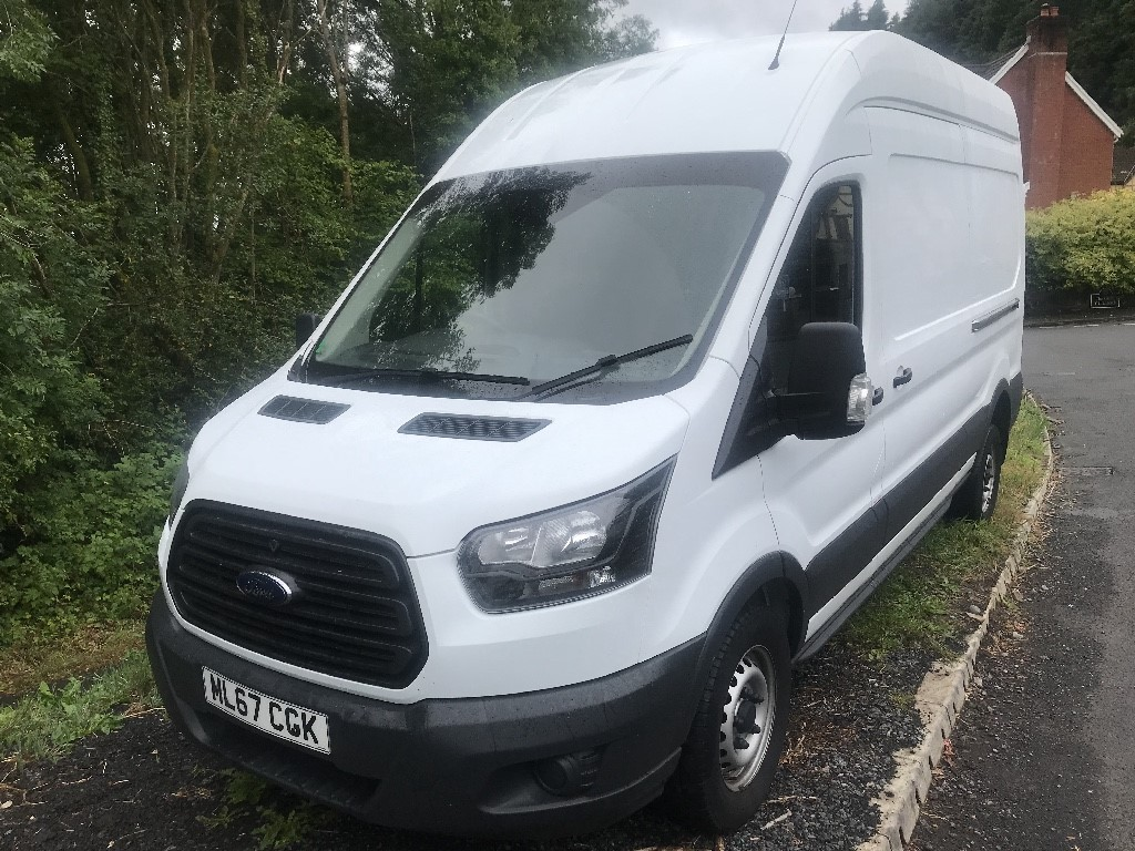 used Ford Transit 350 L3 H3 P/V DRW in gwent
