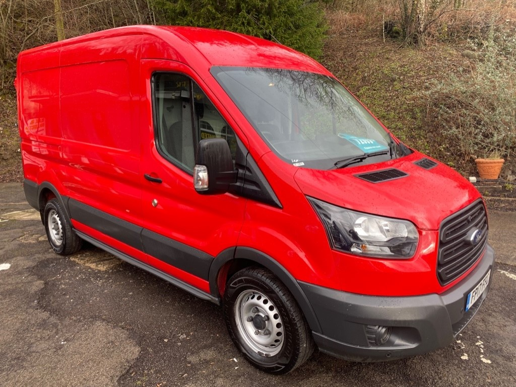 used Ford Transit 350 L2 H2 P/V in gwent