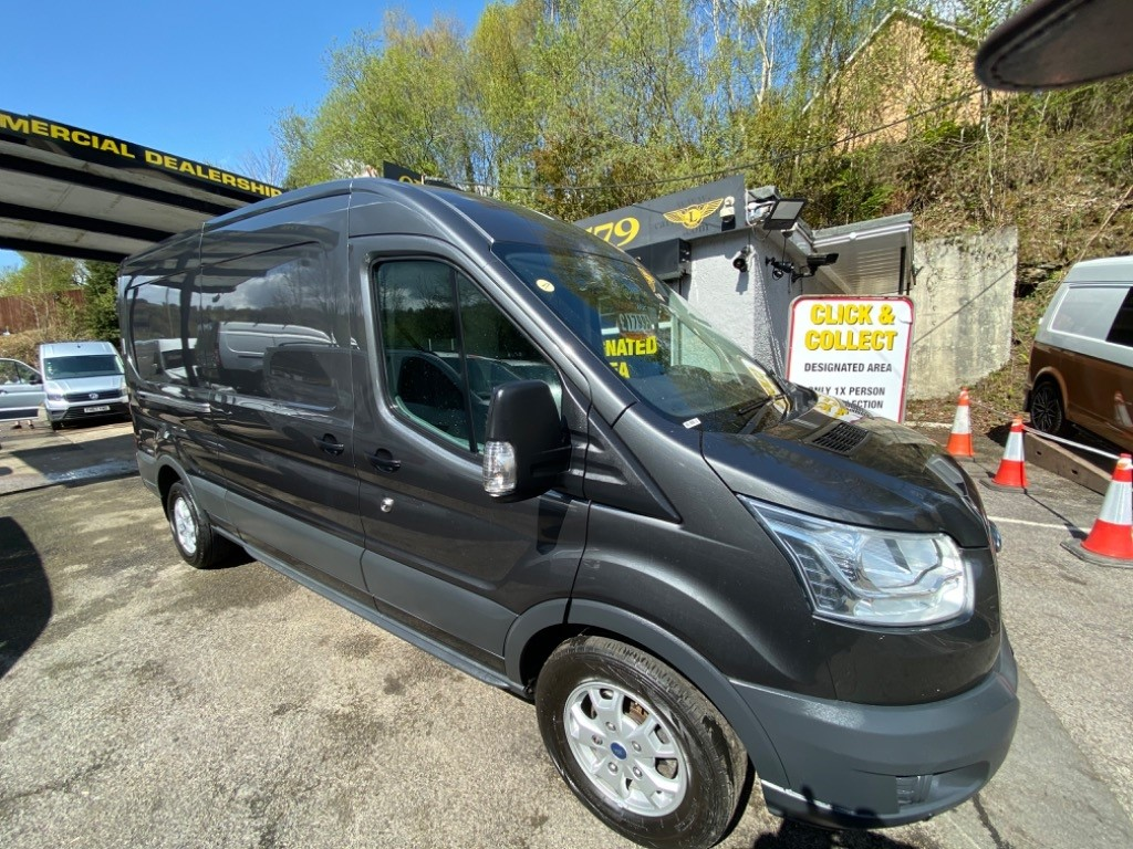 used Ford Transit 350 L3 H2 P/V / 170BHP / AIR-CON in gwent