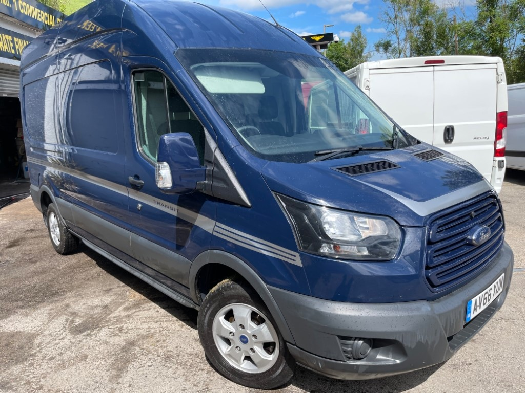 used Ford Transit 350 L3 H3 P/V in gwent