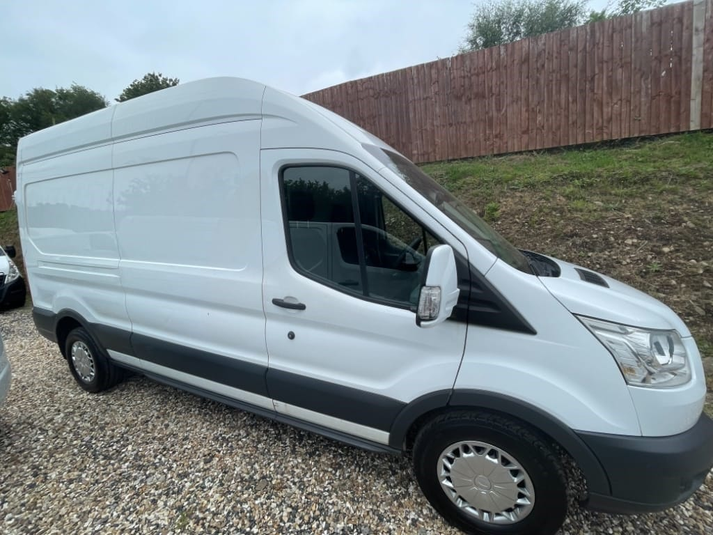 used Ford Transit 350 H/R P/V in gwent