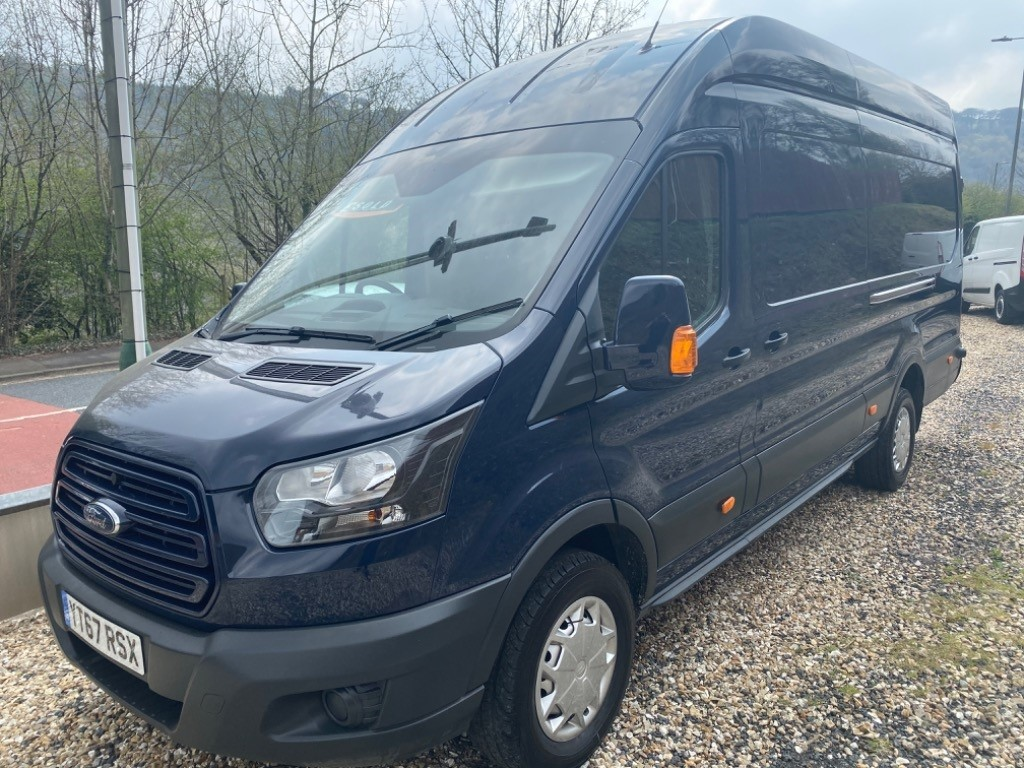 used Ford Transit 350 L4 H3 P/V DRW in gwent