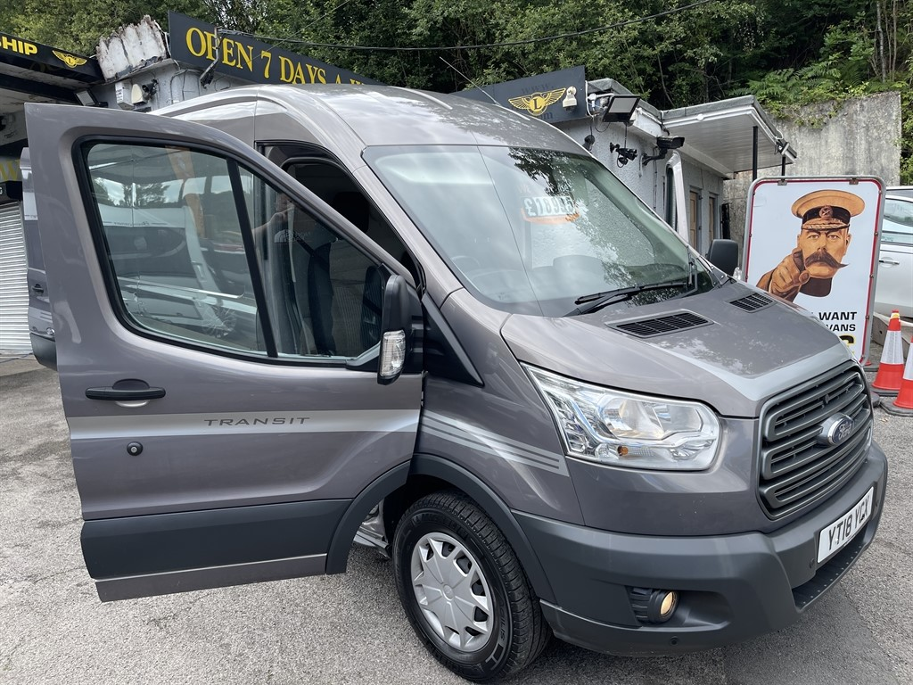 used Ford Transit 350 L2 H2 P/V DRW / 170BHP in gwent