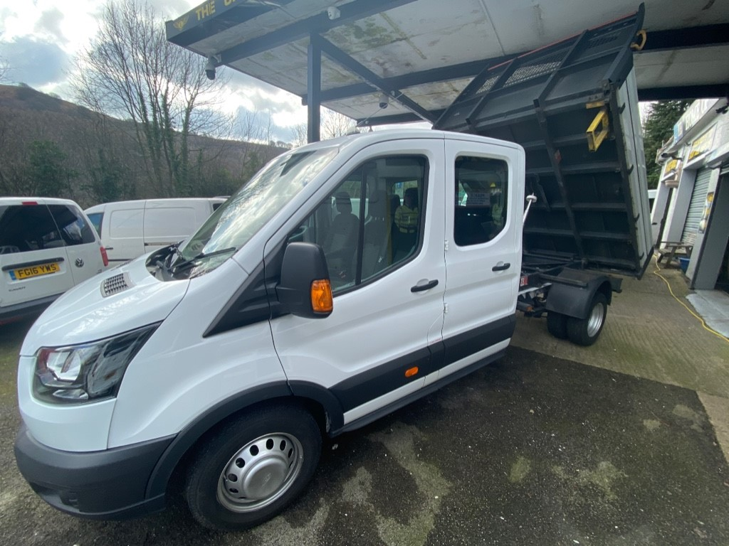 used Ford Transit 350 L3 H2 P/V DRW in gwent