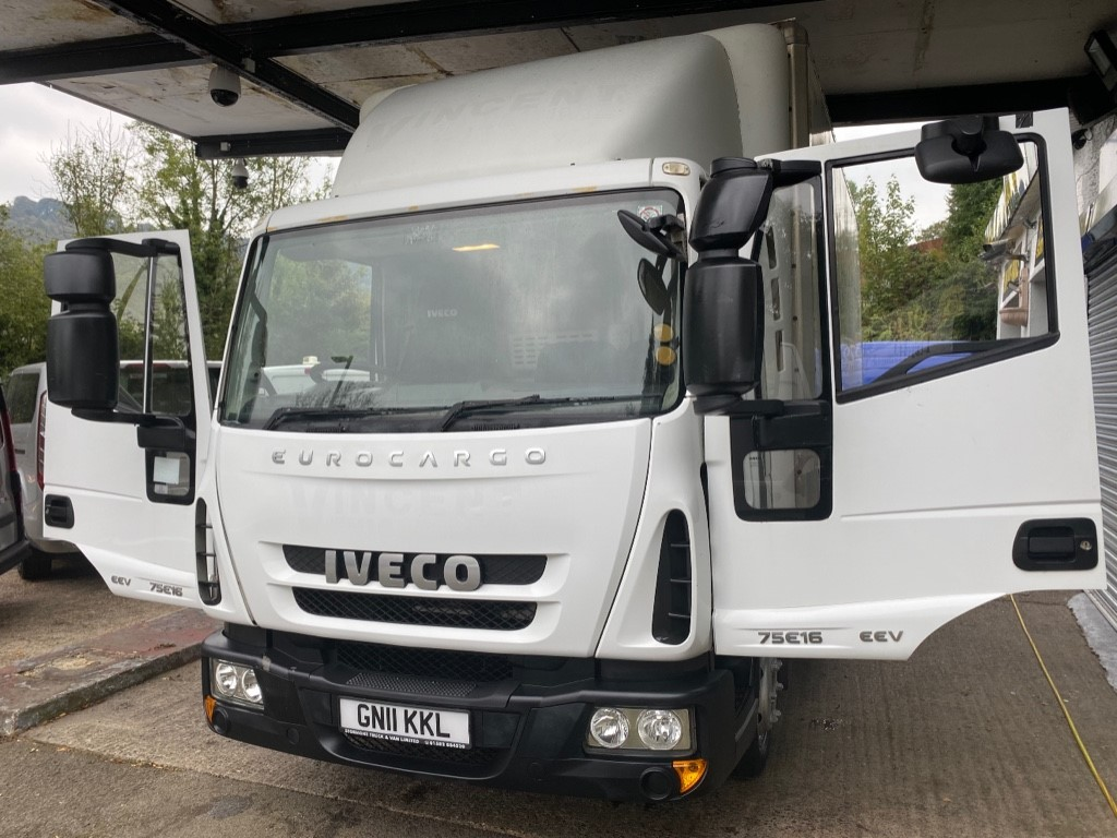 used Iveco Daily 75E16S in gwent