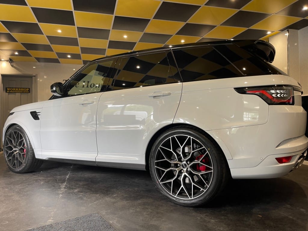 used Land Rover Range Rover Sport SVR in gwent