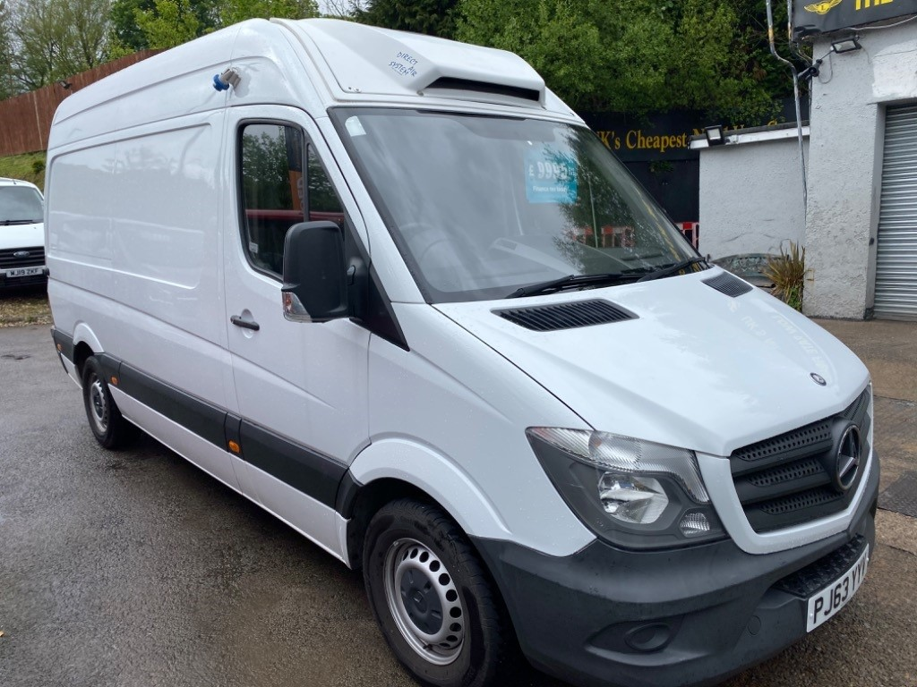 used Mercedes Sprinter 313 CDI in gwent