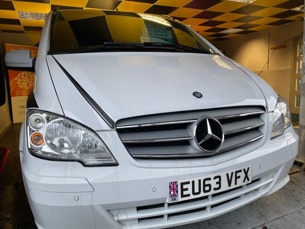 used Mercedes Vito 116 CDI DUALINER in gwent
