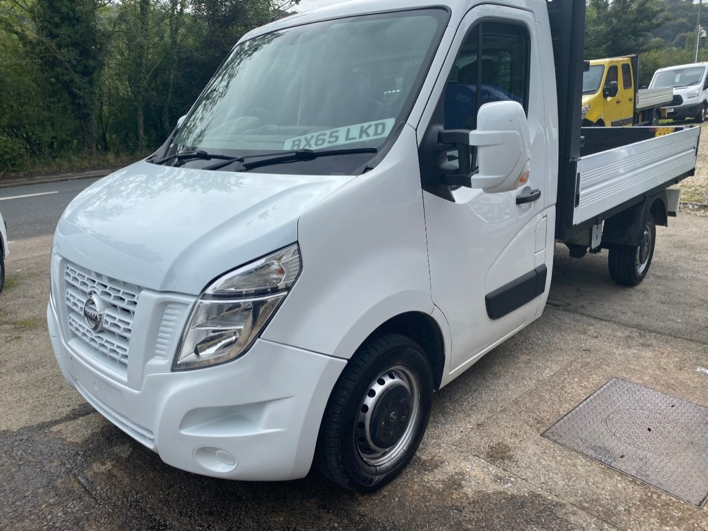 used Nissan NV400 DCI E SHR C/C in gwent