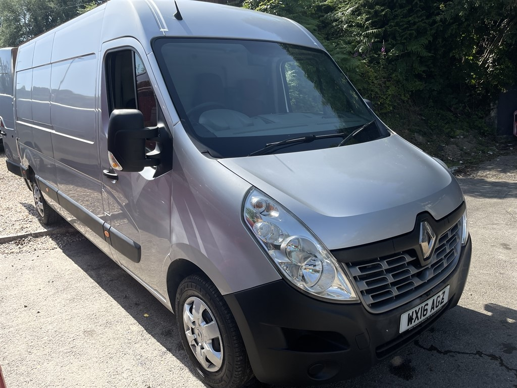 used Renault Master LM35 BUSINESS PLUS DCI S/R P/V in gwent