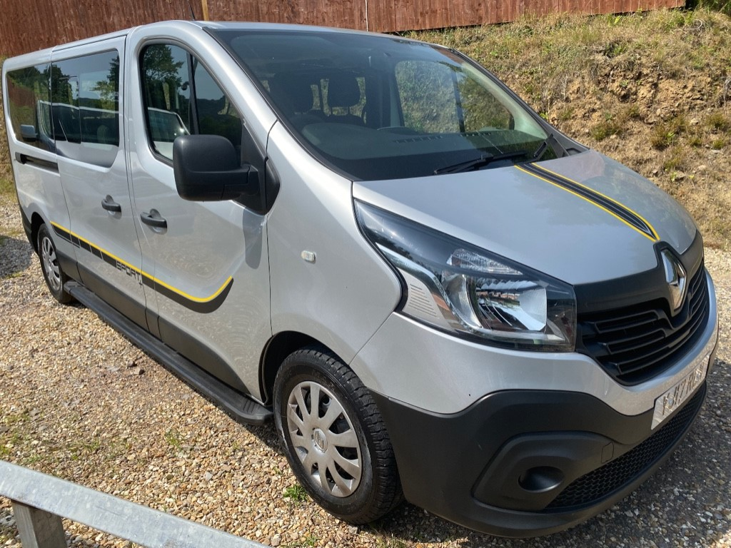 used Renault Trafic LL29 BUSINESS ENERGY DCI in gwent
