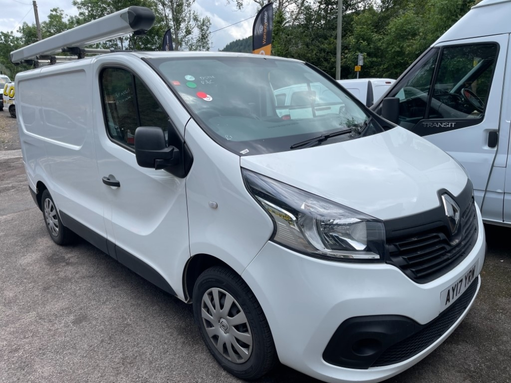 used Renault Trafic SL27 BUSINESS PLUS ENERGY DCI / EURO 6. in gwent
