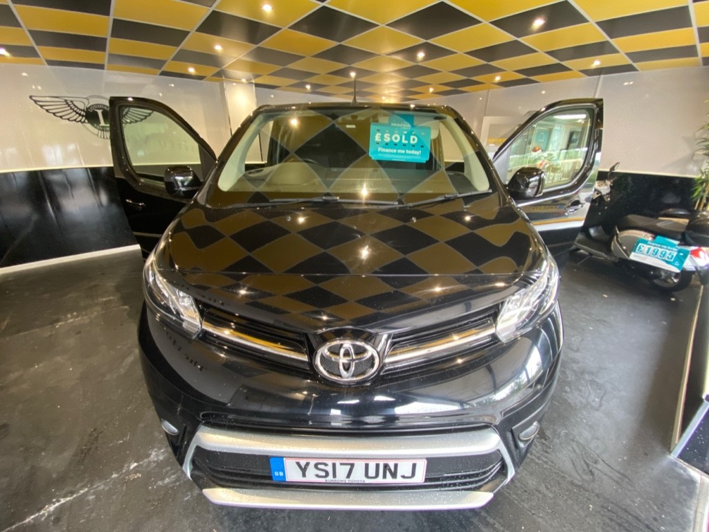 used Toyota Proace L1 COMFORT in gwent
