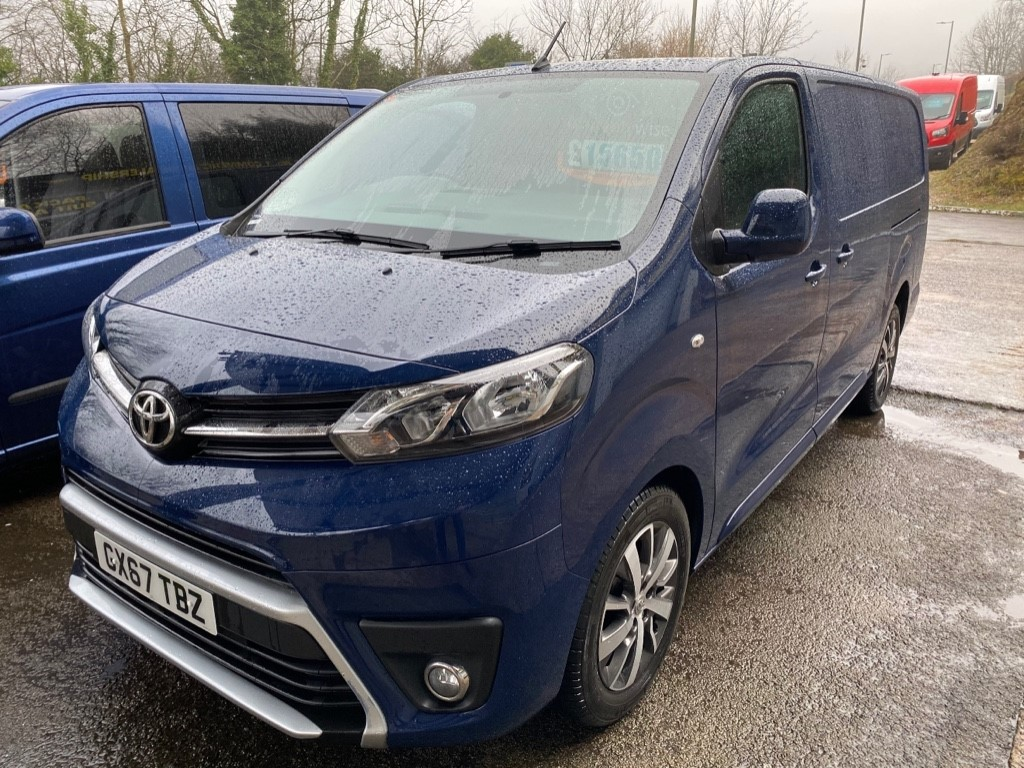 used Toyota Proace L2 COMFORT in gwent