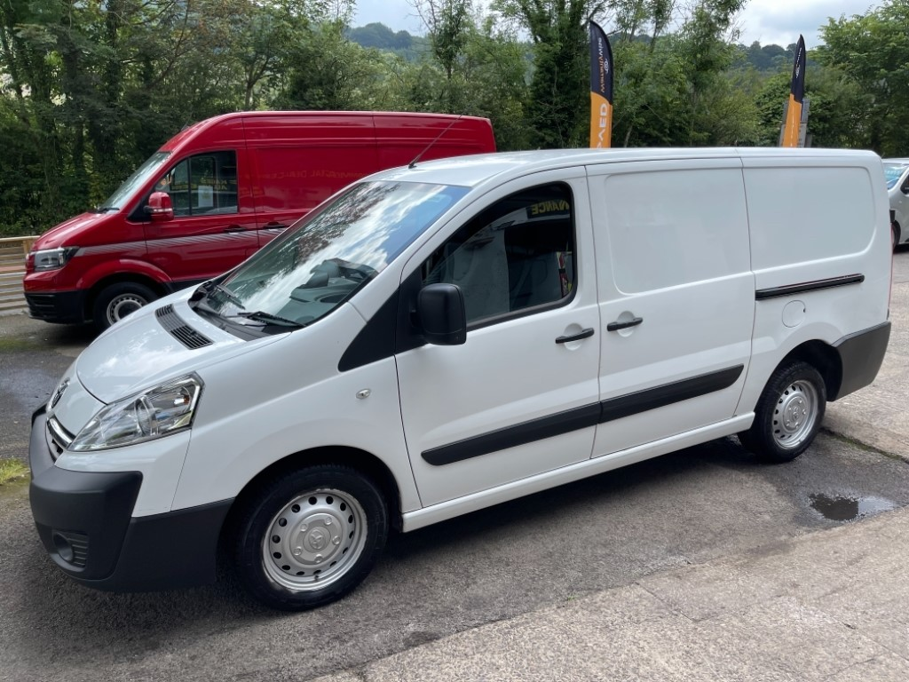 used Toyota Proace L2H1 HDI 1200 P/V LWB / AIR-CON in gwent