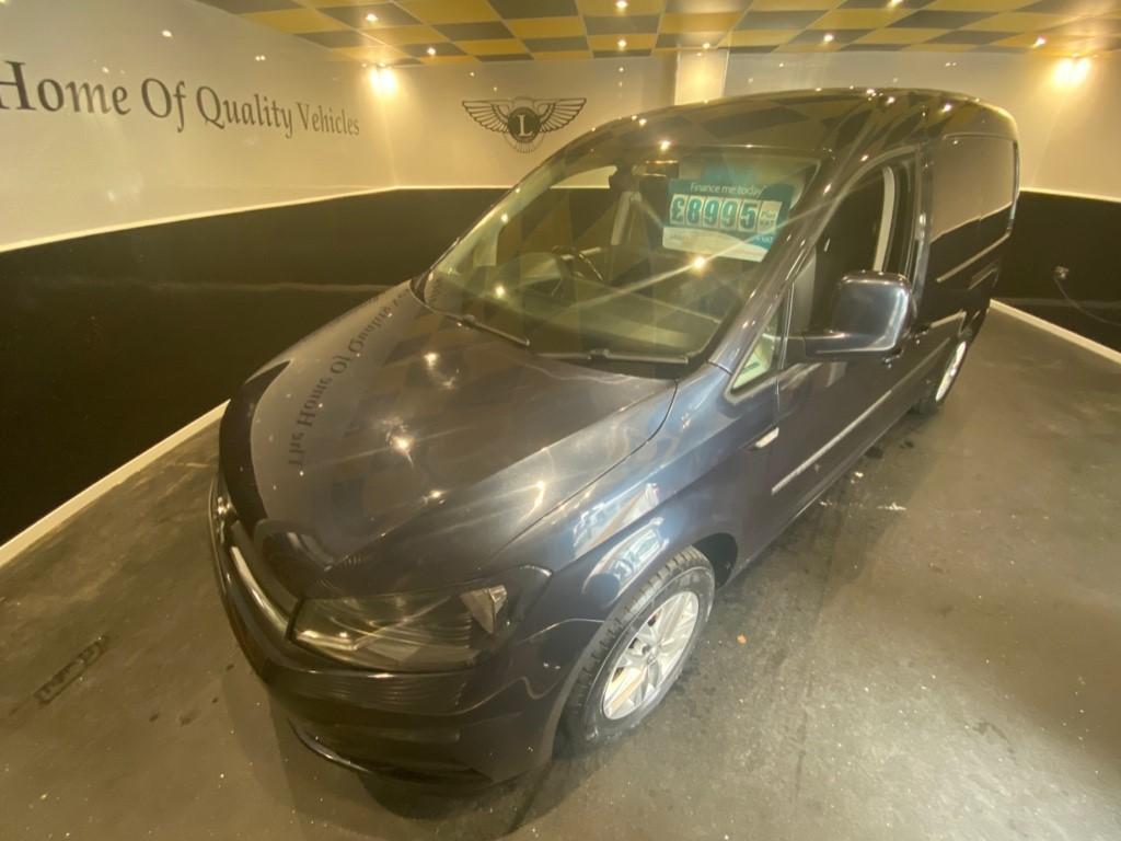 used VW Caddy Maxi C20 TDI HIGHLINE in gwent