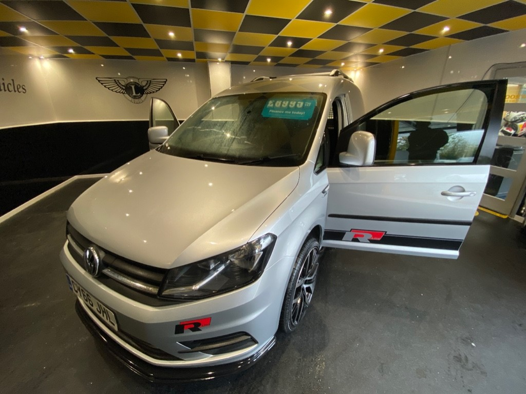 used VW Caddy  in gwent
