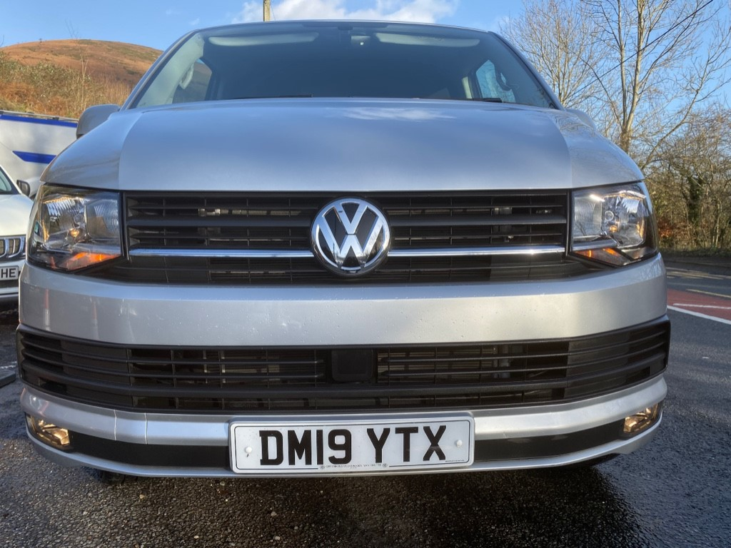 used VW Transporter T28 TDI P/V HIGHLINE BMT in gwent