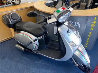 Lambretta Pato for sale