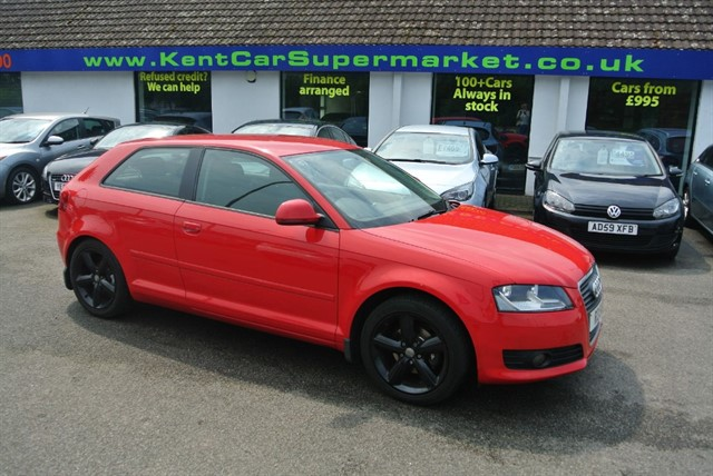 used Audi A3 MPI SE TECHNIK in kent