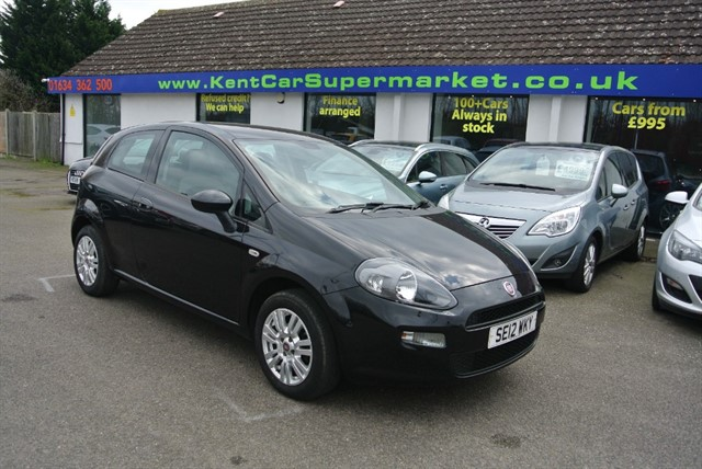 used Fiat Punto EASY in kent