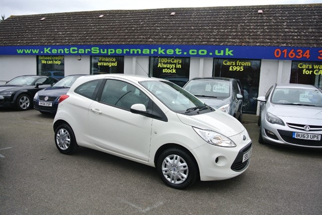 used Ford KA EDGE S/S in kent