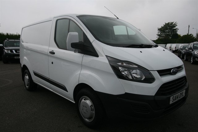 used Ford Transit Custom 270 LR P/V in kent