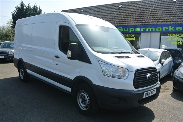 used Ford Transit 350 L3 H2 in kent