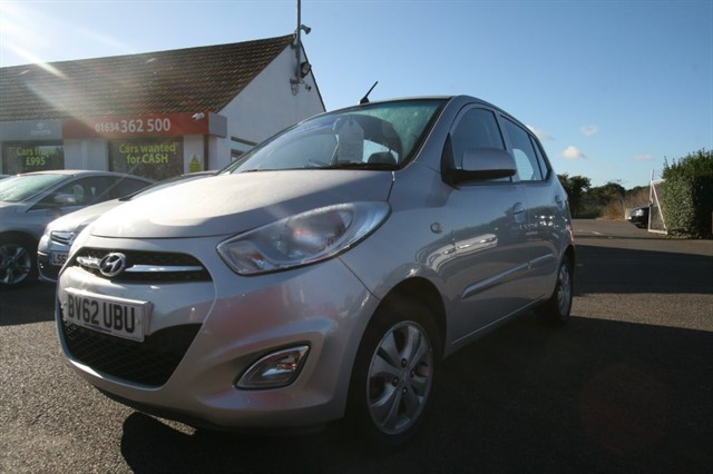 used Hyundai i10 ACTIVE in kent