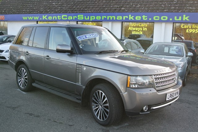 used Land Rover Range Rover 5.0 V8 AUTOBIOGRAPHY SUPERCHARGED in kent