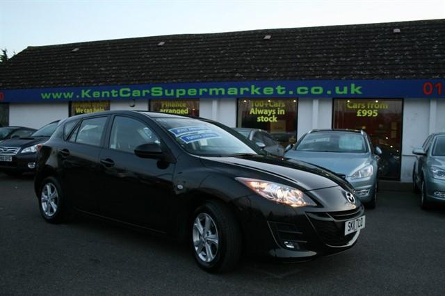 used Mazda Mazda3 TS D in kent