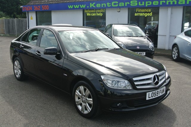 used Mercedes C180 K BLUEEFFICIENCY EXECUTIVE SE in kent