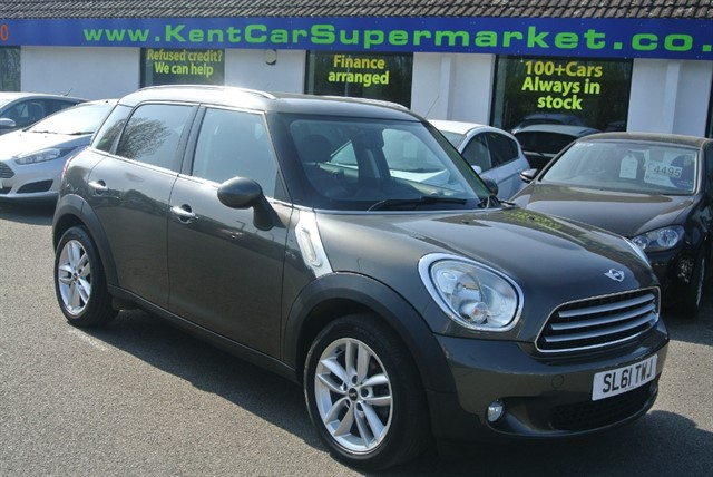 used MINI Countryman COOPER D in kent