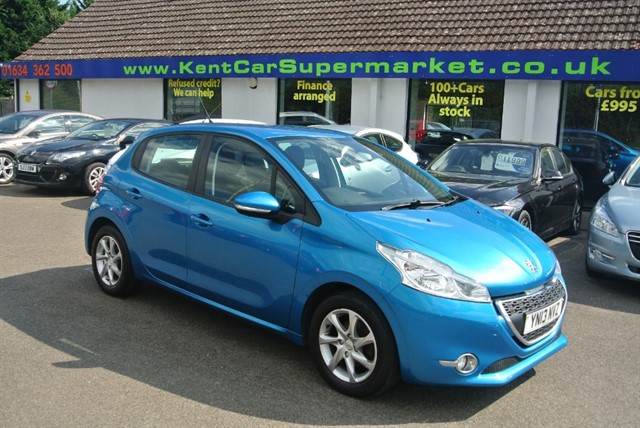 used Peugeot 208 ACTIVE in kent