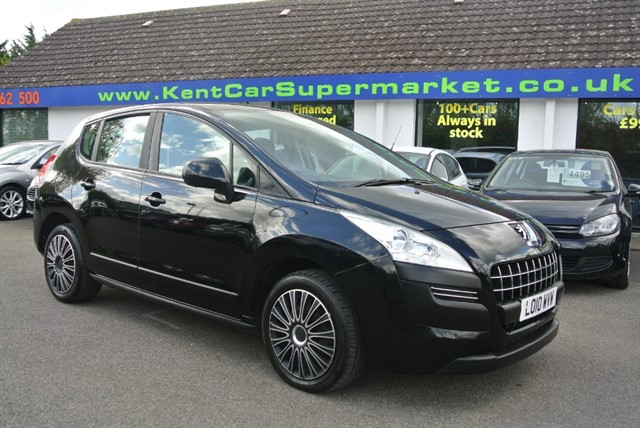 used Peugeot 3008 HDI ACTIVE in kent