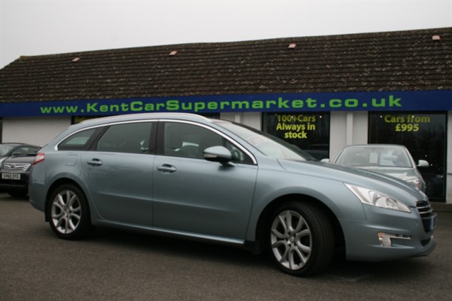 used Peugeot 508 ACTIVE SW HDI FAP in kent
