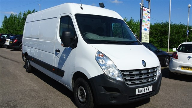 used Renault Master LM35 DCI BUSINESS S/R P/V in kent