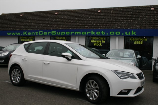 used SEAT Leon TSI SE TECHNOLOGY DSG in kent