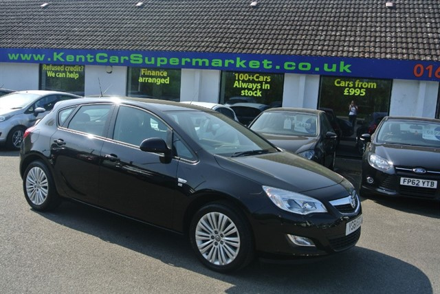 used Vauxhall Astra EXCITE in kent