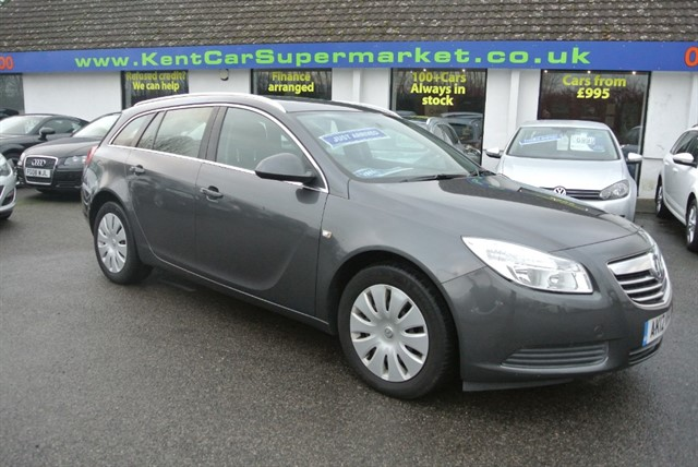 used Vauxhall Insignia EXCLUSIV CDTI S/S in kent